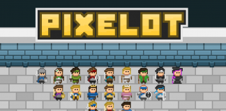 Pixelot – RPG for Android, iOS, and Desktop