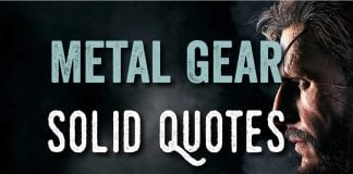 Best Quotes from Metal Gear Solid