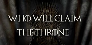 Who will claim the iron throne