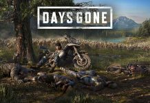 days gone walllpaper