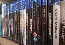 gaming backlog