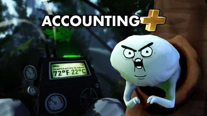 accounting+ walkthrough