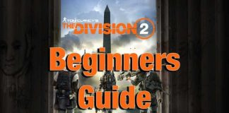 Division 2 Beginners Guide