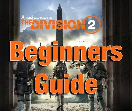 Division 2 Beginners Guide Image