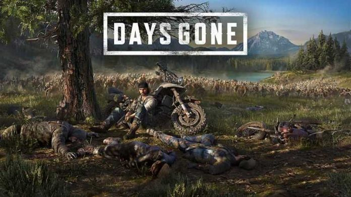 Days Gone Collectable Maps