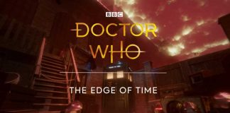 doctor who edge of time