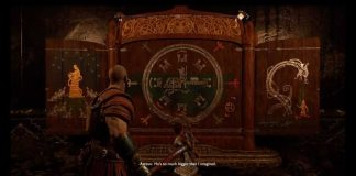 Jotnar Shrine Locations - God of War