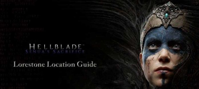 Hellblade Lorestone Location Guide