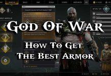 How To Get The Best Armor Set In God of War
