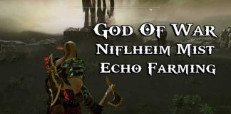 Niflheim Mist Echo Farming Guide - God of War