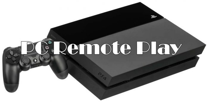 remote play on PC