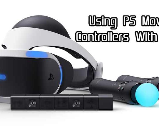 How To Use PS Move Controllers With the PSVR Image