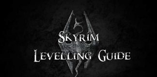 Skyrim Levelling Guide - Level Up Fast