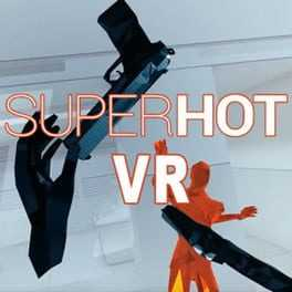 Superhot VR Boxart