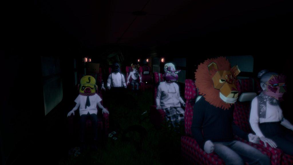 Strange Masks