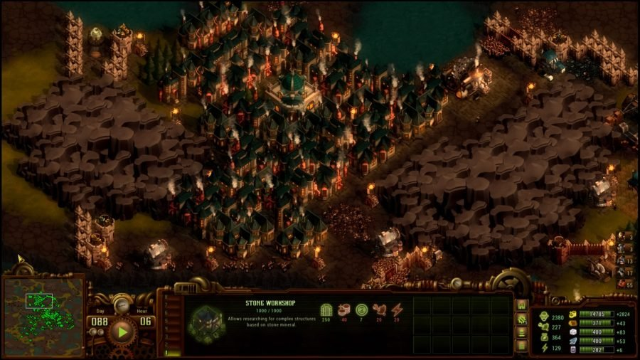 They Are Billions - Colonist Houses