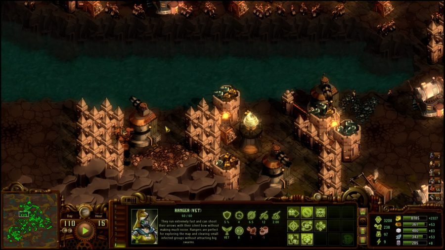 They Are Billions - Narrow Choke Point Fortification