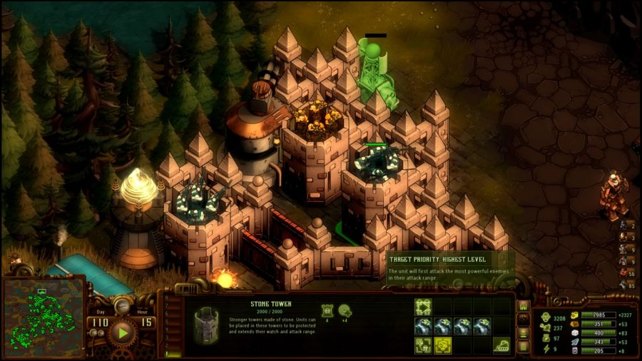 They Are Billions - Sniper Towers