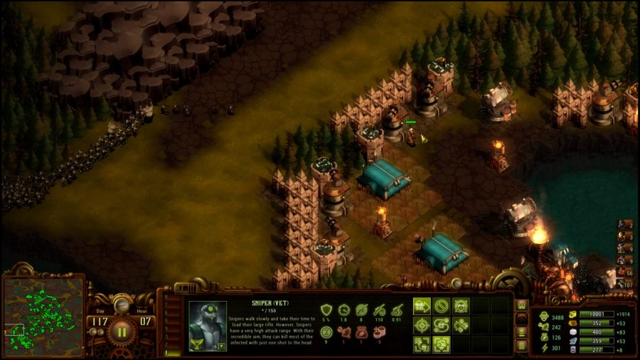 They Are Billions - Zombie Path Finding