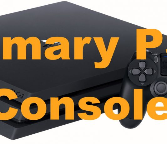 How To Set A Primary PS4 Image