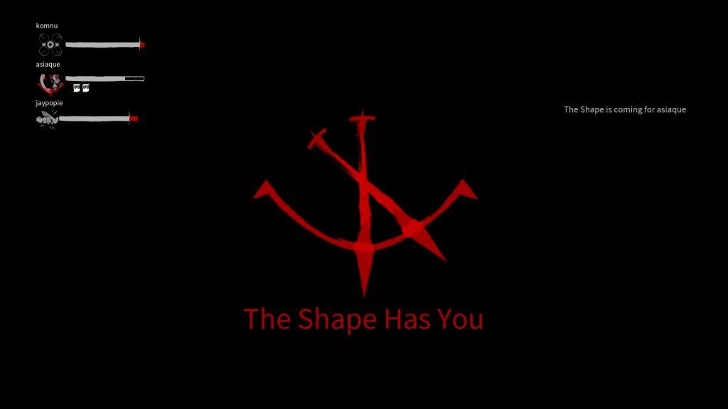 The shape has got you