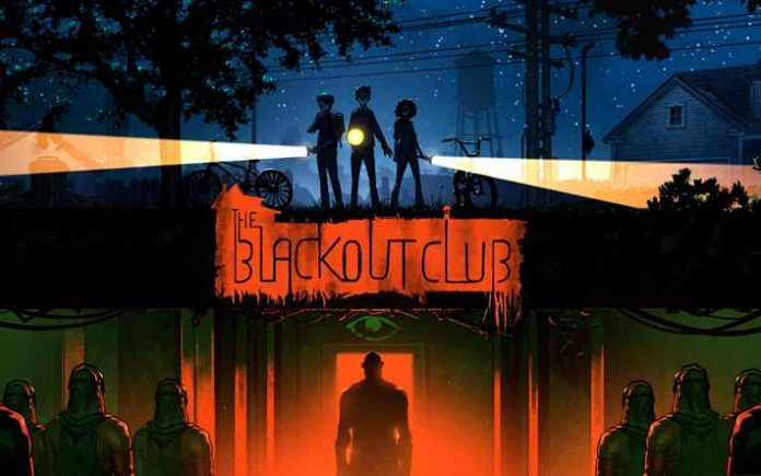 Blackout Club Wallpaper