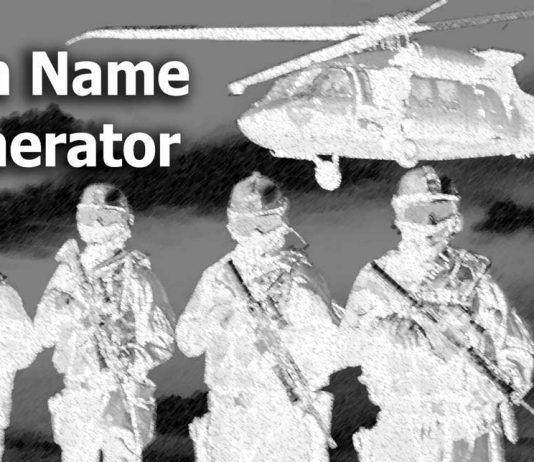 Clan Name Generator Image