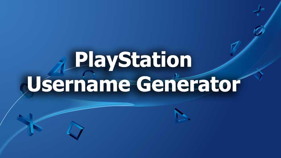 username generator gaming
