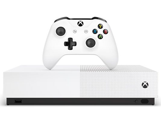 Xbox One S Power Consumption Image
