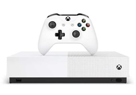 Xbox One System Image