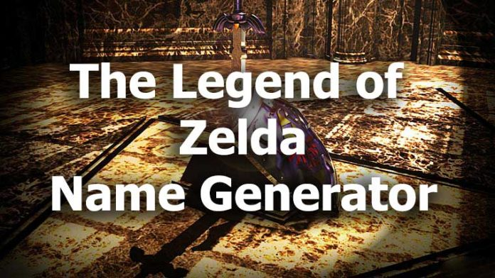 zelda name generator