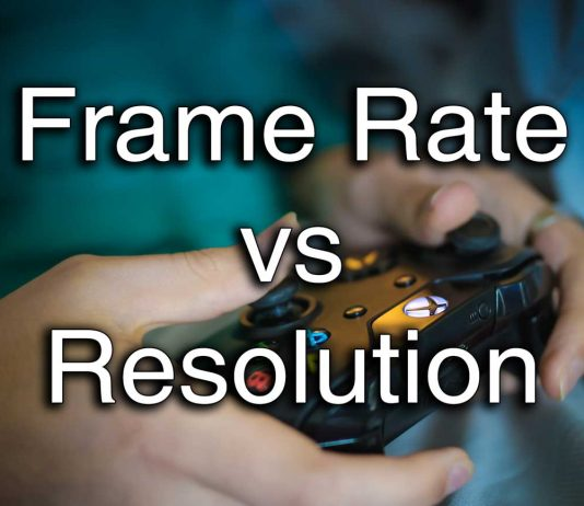 Resolution Vs Frame Rate - Which Is Most Important Image