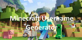 Minecraft Username Generator