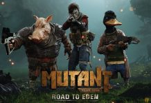 Mutant Year Zero: Road to Eden Image