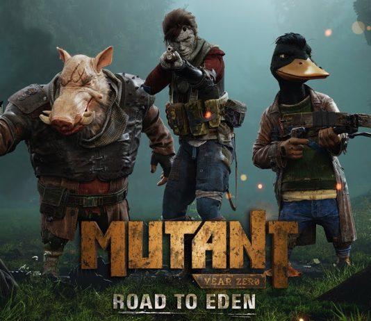 mutant year zero