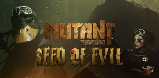 Mutant Year Zero: Seed of Evil