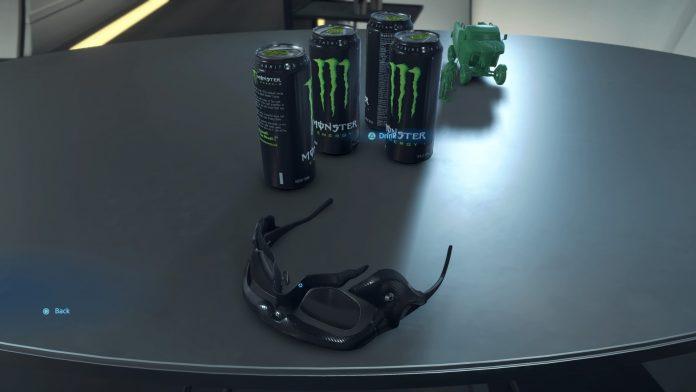 Death Stranding Monster Cans