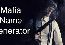Mafia Name Generator Image