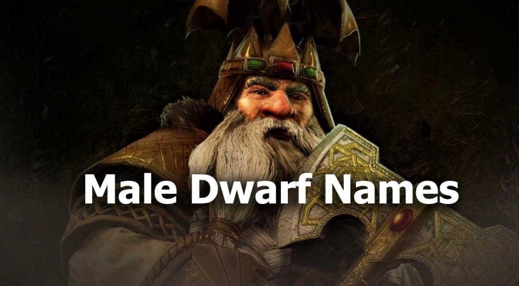 dwarf names