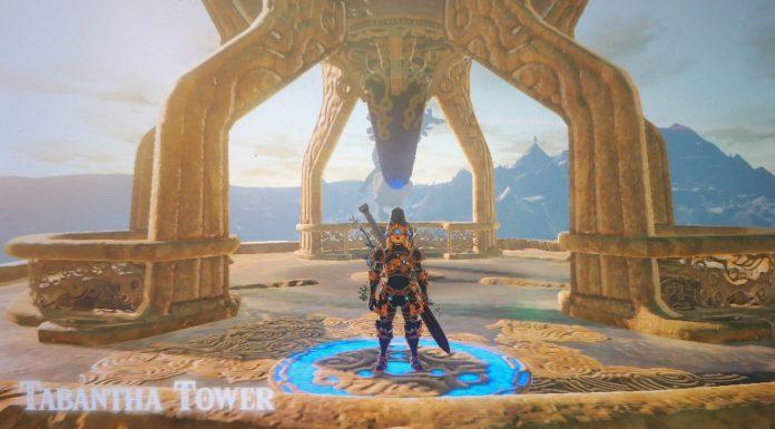 Tabantha Tower
