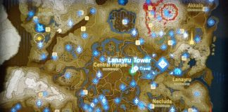 Lanayru Tower Guide