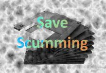 Save Scumming