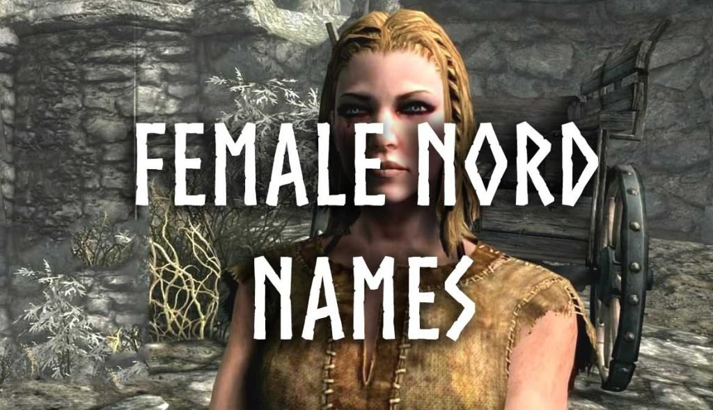 female nord names