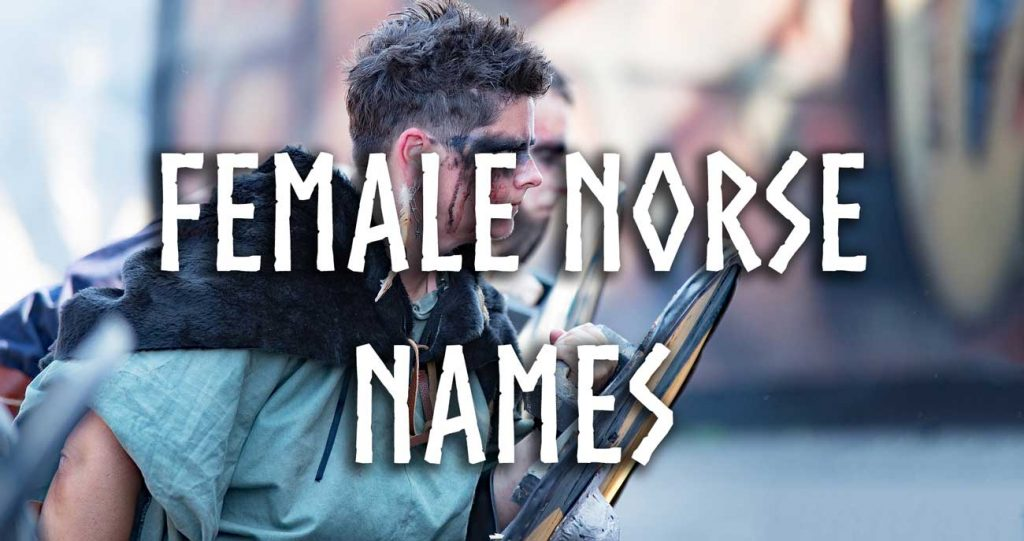 nordic female names