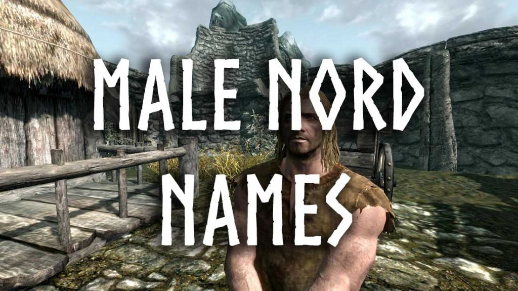 male nord names
