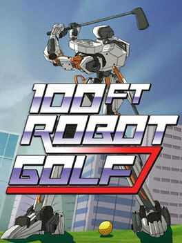 100ft Robot Golf Boxart