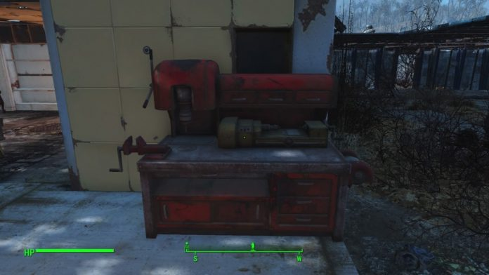 fallout 4 crafting
