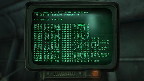 Hacking Terminals