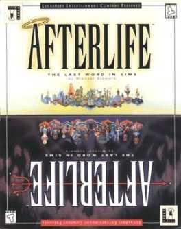 Afterlife Boxart