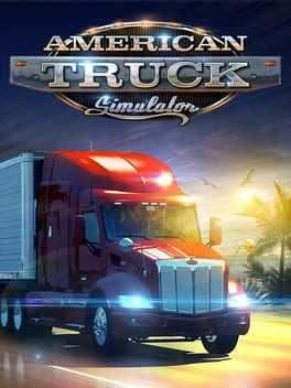 American Truck Simulator Boxart